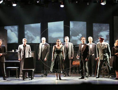 """Επίσημη πρεμιέρα για την παράσταση """"10 Μικροί Νέγροι"""""""
